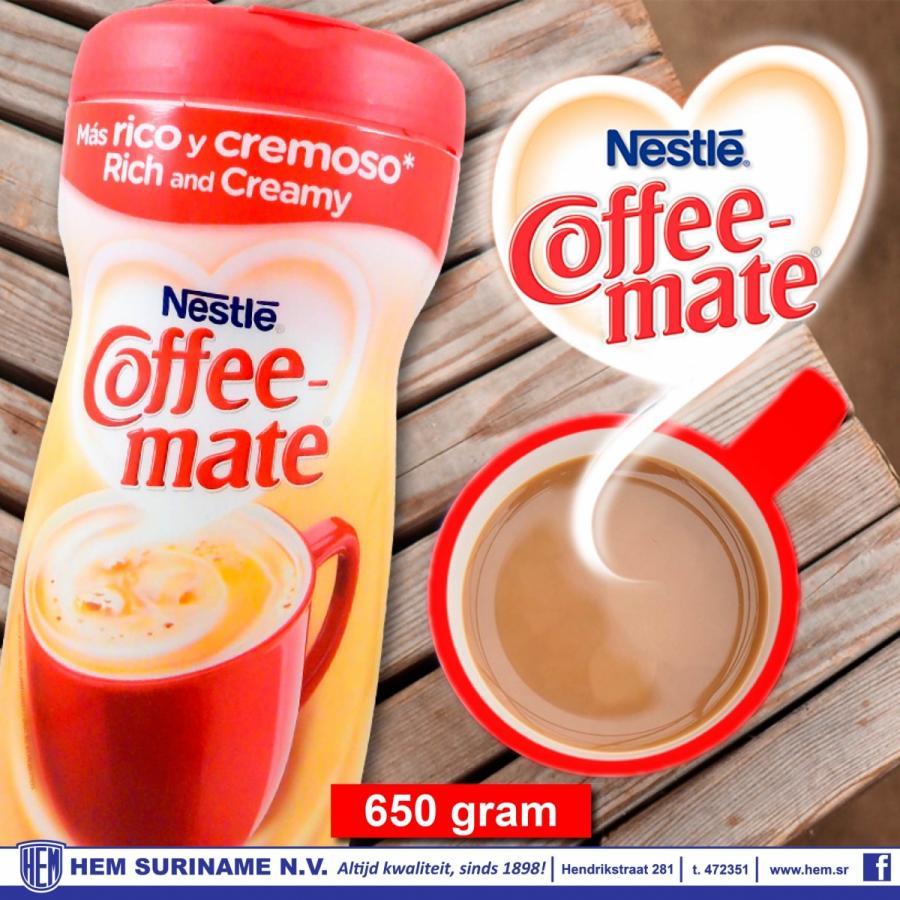 Nestle coffeemate