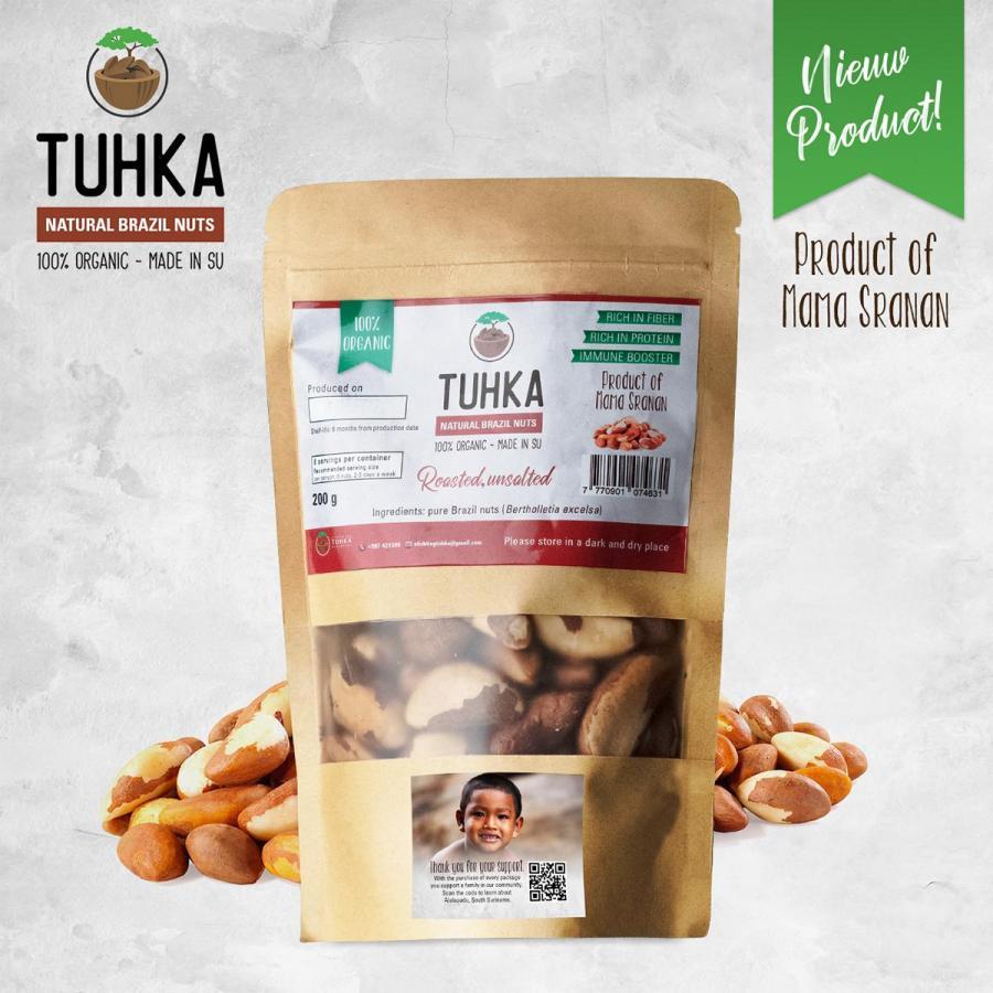 Tuhka Roasted Nuts